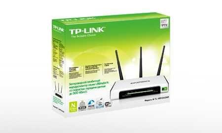 wi-fi беспроводной маршрутизатор tp-link 1043nd роутер