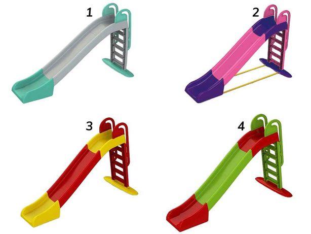 Nowa meega duża zjeżdżalnia dla dzieci,dł.ślizgu 243 cm,ślizgawka