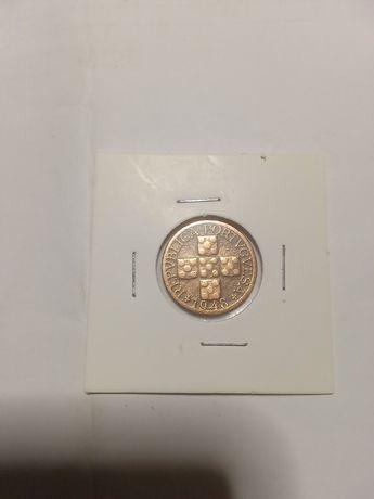 Moeda da República XX centavos bronze