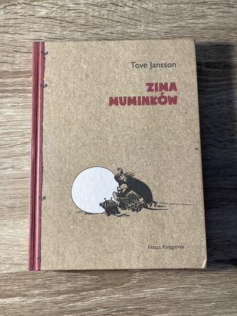 Zima Muminków + Kometa nad Doliną Muminkow