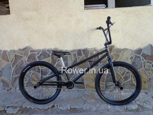 Велосипед бмх BMX Titan Black 24 з пегами / Велосипеды. Новый не бу