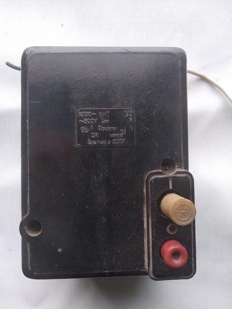Автомат АП 50 ;25 ампер