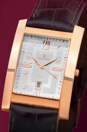 Мужские золотые часы Клейнод (KLEYNOD GOLD) 18.4 гр .