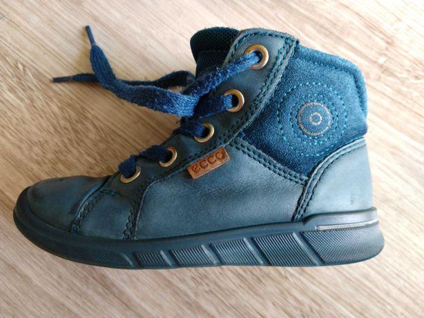 ECCO демисезонные ботиночки 24 р