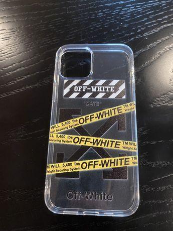 Capa off white iphone 12 Pro