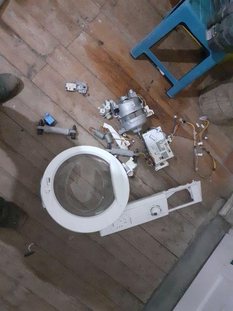 Máquina lavar roupa zanussi zwh6103p