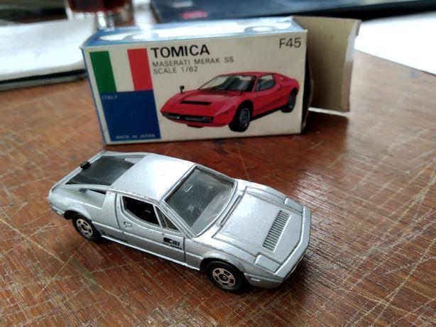 Tomica - Maserati Merak ss