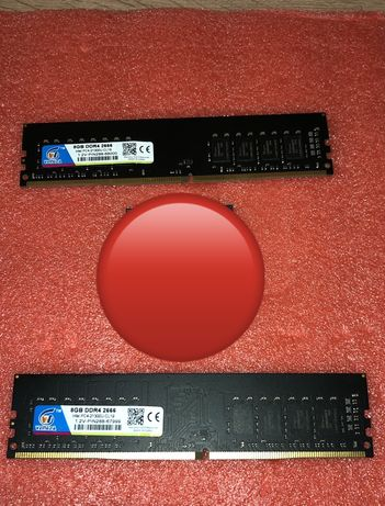 ТОРГ Продам новую оперативную память озу 16 гб 16 gb 2x8 gb 2666
