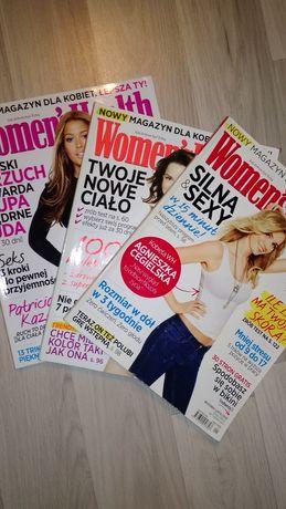 Woman's Health cały rocznik 2013