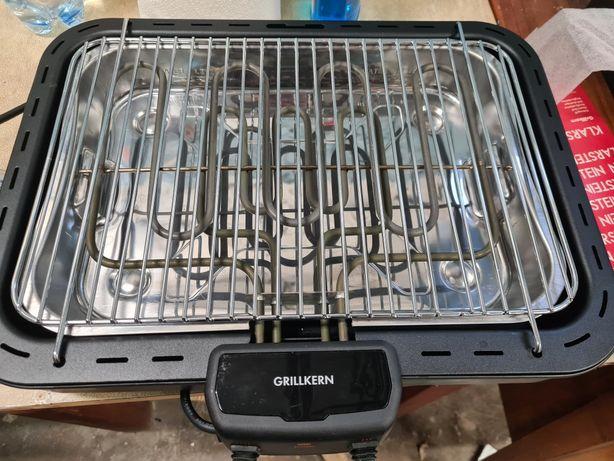Nowy Klarstein grill elektryczny – grill stołowy, grill stojący
