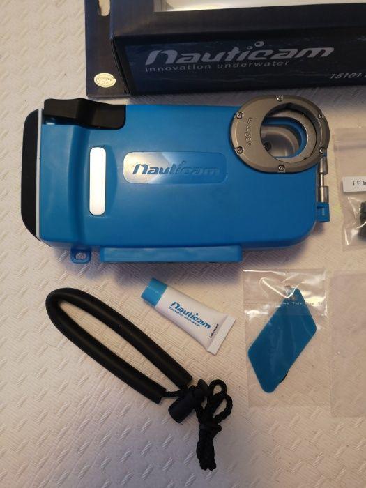 Caixa mergulho IPhone 4 e 5 - Nauticam NA-IP4/5 15101 Oeiras - imagem 1