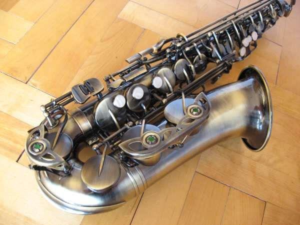 Saksofon altowy, sax alt Classic Cantabilem AS-450 antique