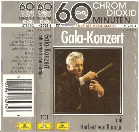 Gala Konzert - mit Herbert von Karajan