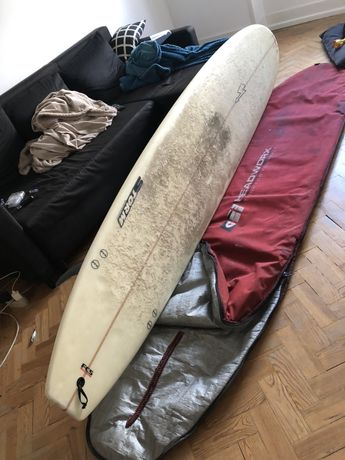 Prancha de longboard