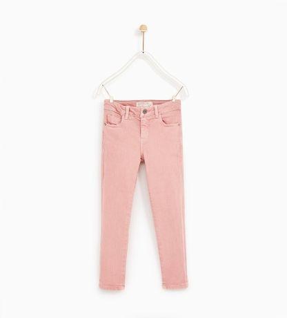 Spodnie z szerży jeans Zara 152 dla dziewczynki NOWE WYPRZEDAŻ