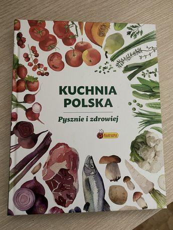 "Książka kucharska ""KUCHNIA POLSKA"""