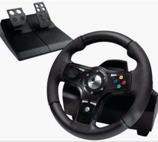 XBox360 Kierownica Logitech DriveFX