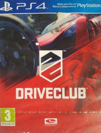 DriveClub PS4 PlayStation 4 Nowa Kraków