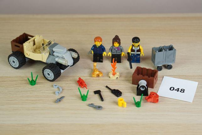 Lego #048 - Adventurers - Dino - WYPRZEDAŻ KOLEKCJI
