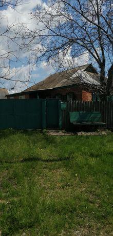 Продам дом в с. Песчанка Красноградского района.