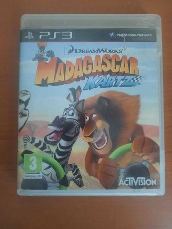Jogo PS3 Madagascar Kartz
