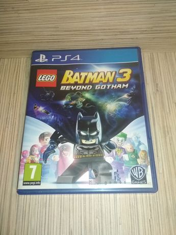 [Tomsi.pl] LEGO Batman 3 Poza Gotham PL PS4 PS5 PlayStation 4 5