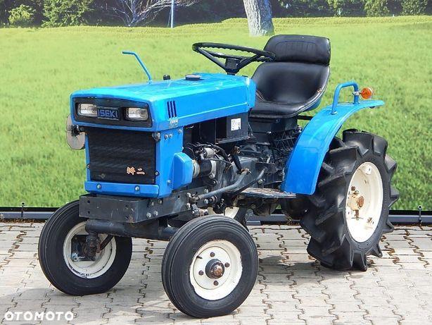 Iseki TX1000  Mini ciągnik ogrodniczy traktorek glebogryzarka japońska