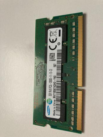 Оперативна пам'ять для ноутбука Samsung DDR3 2Gb