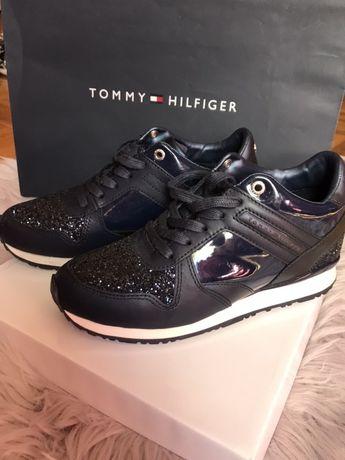 Кроссовки tommy hilfiger, туфли, ботинки италия