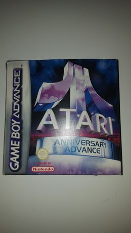 Oryginalna Unikat Game boy Atari anniversary advence Nintendo