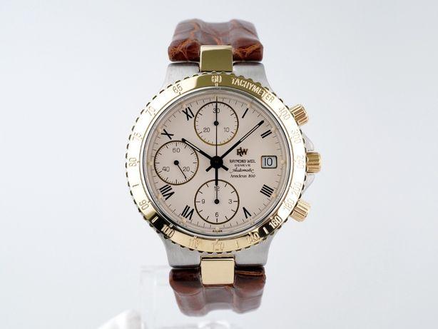 Мужские бу часы Raymond Weil Amadeus 200 Chronograph 38 мм