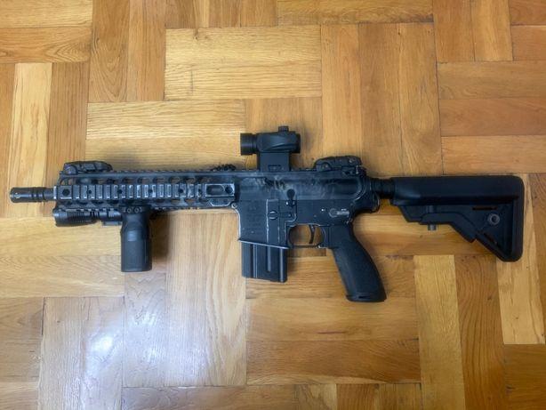 Replika ASG M4 G&P LMT Defender 2000 Titan V2 Advenced + programator