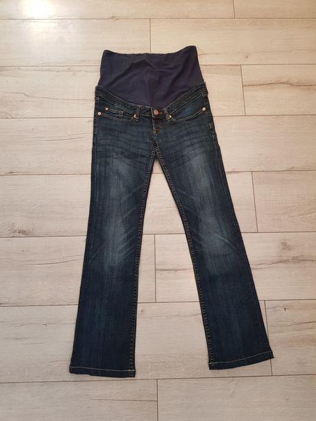 spodnie / jeansy ciążowe H&M