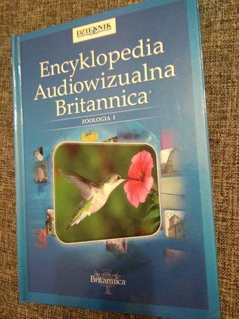 """""""Encyklopedia Audiowizualna Britannica. Zoologia I"""" (bez płyty) - 5 zł"""