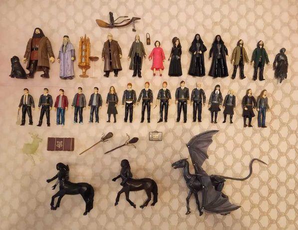Коллекция Гарри Поттер фигурка потер Harri Potter