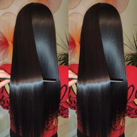 Кератиновое выпрямление, кератин, ботокс для волос, нанопластика уход.