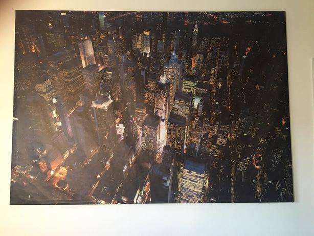 Obraz New York 140x200 IKEA