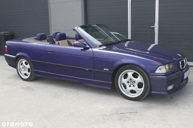 BMW M3 3.2 321KM SMG Individual VelvetBlue 1999 rok , 73 tyś km przebiegu !!