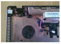 Przewód zasilający płytę główną laptop Acer Aspire 5736z wtyk żeński