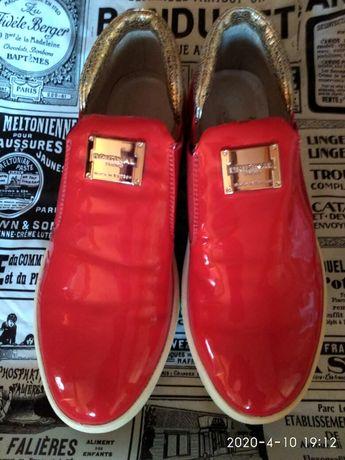 Туфли, лоферы, слипоны