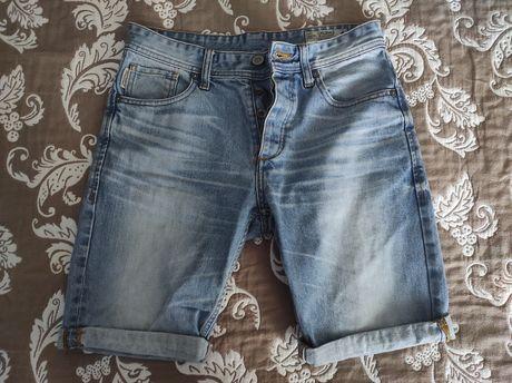 Шорты/шорти джинс Jack&Jones