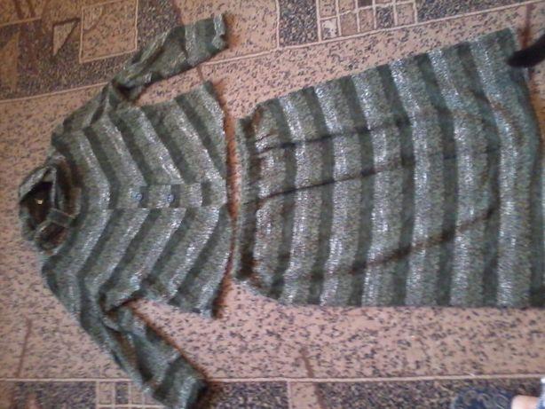 Продам классные 2 теплых костюма по 500грн большого размера.