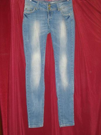 Tally Weijl джинсы женские голубого цвета 44/S размер-size