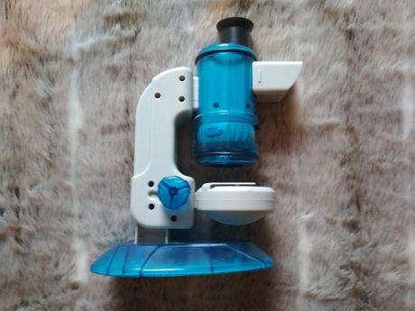 Sprzedam mikroskop edukacyjny dla dziecka wraz z akcesoriami