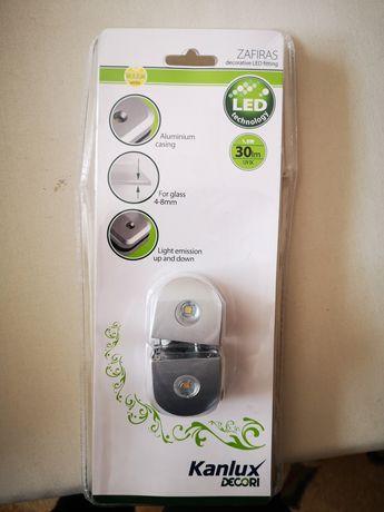 Kanlux zafiras LED do szafek