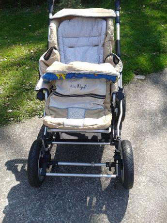 """Wózek dziecięcy-spacerówka """"ALU-FLY"""""""