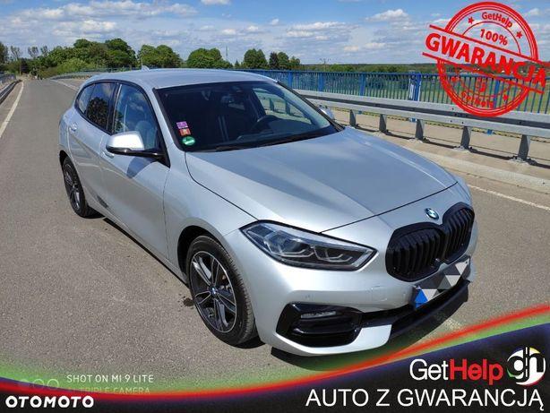 BMW Seria 1 BMW F40 Nowy Model Nowe Auto Wyposażenie Stan Zamiana