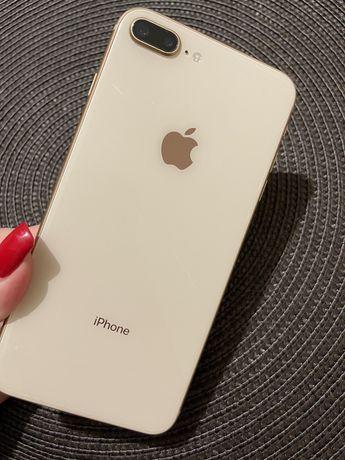Iphone 8 + rose gold r sim