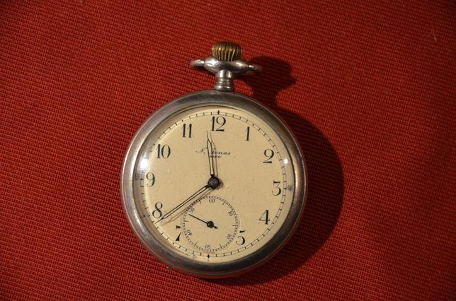 Kieszonkowy szwajcarski zegarek SILWANA