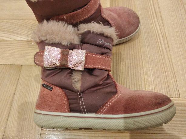 Trzewiki zimowe/ Kozaczki / buty Primigi r.24